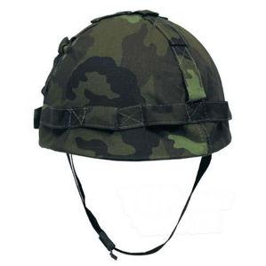 US prilba s maskovacím poťahom MFH® - vzor 95 CZ (Farba: Vzor 95 woodland)