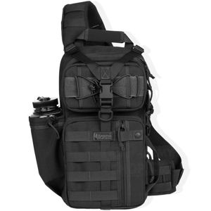 Batoh Maxpedition Sitka Gearslinger (Farba: Wolf Grey)