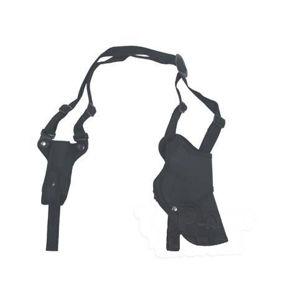 Taktické pištoľové podpažné puzdro MFH® - čierne (Umiestnenie: Levá strana, Farba: Čierna)