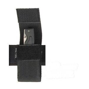 """SECURITY púzdro na nôž 5 """"Mil-Tec® - čierne"""