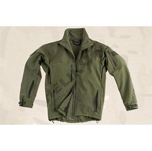 Softshellová bunda Australian Army Windblocker Helikon-Tex® - olív (Farba: Olive Green , Veľkosť: L)