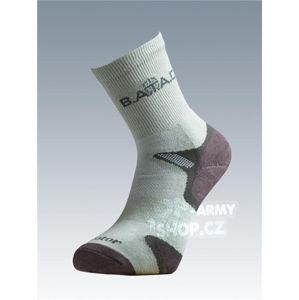 Ponožky so striebrom Batac Operator - light green (Farba: Zelená, Veľkosť: 5-6)