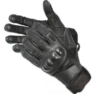 Taktické rukavice S.O.L.A.G. Kevlar BlackHawk® - čierne (Farba: Čierna, Veľkosť: SM)
