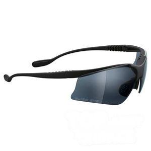 Taktické okuliare SWISS EYE® STINGRAY M - P - čierne (Farba: Čierna)