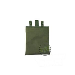 Odhadzovacia sumka na zásobníky 12 - zelená