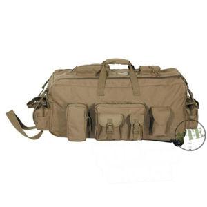 Prepravná taška Mojo na kolieskach - coyote