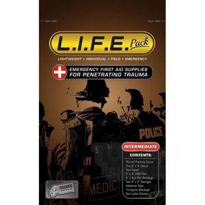 Sada prvej pomoci L.I.F.E. Pack Voodoo Tactical - Intermediate