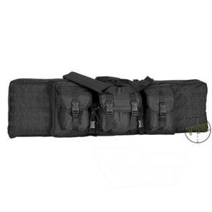 Puzdro na 4 zbrane 36 Padded Voodoo Tactical - čierne (Farba: Čierna)