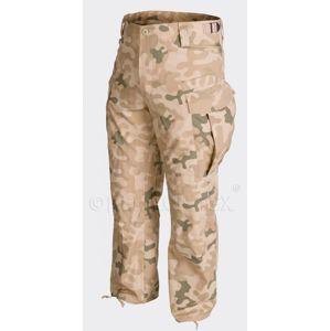 Nohavice SFU Helikon-Tex® Rip Stop - desert PL (Farba: PL desert - Pantera vzor 93, Veľkosť: XL)