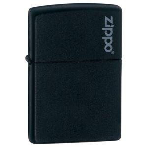 Zapaľovač Zippo BLACK ICE W-ZIPPO (Farba: Čierna, Varianta: matte - logo Zippo®)