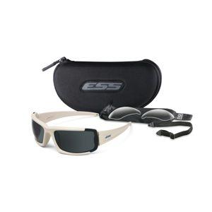 Ochranné okuliare ESS® ICE ™ CDI MAX - pieskové (Farba: Khaki)