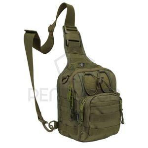 Taktická taška cez rameno PENTAGON® UCB - olív (Farba: Olive Green )