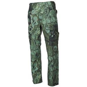 Nohavice MFH® US BDU Rip Stop - lovec - zelené (Farba: Lovec zelený, Veľkosť: XL)