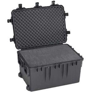 Odolný vodotesný transportný kufor Pelican™  Storm Case® iM3075 s penou - čierny (Farba: Čierna)