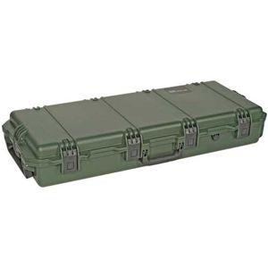 Odolný vodotesný dlhý kufor Pelican™  Storm Case® iM3100 bez peny - zelený-olív (Farba: Olive Green )
