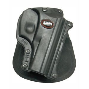 Pistolové pouzdro FOBUS® BS-2 P s pádlem na pistoli Bersa