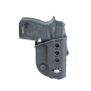 Pistolové pouzdro FOBUS® DB380 A kotníkové s pádlem na pistoli Diamondback