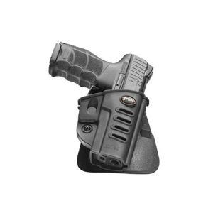 Pistolové pouzdro FOBUS® HK-30 EX stehenní s pádlem na pistoli H&K nebo Walther