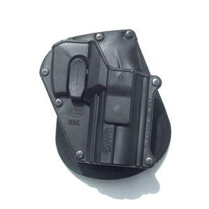 Pistolové pouzdro FOBUS® BRK BHP RT opaskové Roto-Holster™ pro služební opasek na pistoli IWI Israel