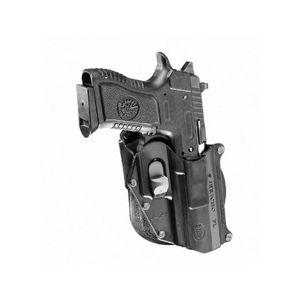 Pistolové pouzdro FOBUS® JR-2 RSH BHP RT opaskové Roto-Holster™ pro služební opasek na pistoli IWI Israel