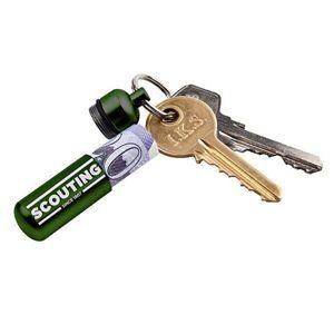 Kľúčenka, kapsule na núdzovú hotovosť TRUE UTILITY® Scouting Range