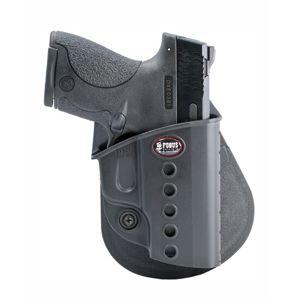 Pistolové pouzdro FOBUS® PPS EX BH stehenní s opaskovým průvlekem na pistoli Ruger, Smith & Wesson nebo Walther
