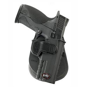 Pistolové pouzdro FOBUS® SWCH LH EX BH stehenní s opaskovým průvlekem na pistoli Smith & Wesson - pro leváky