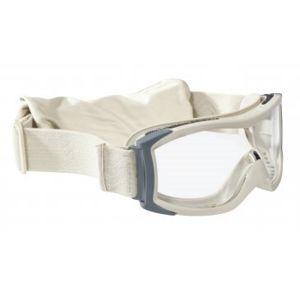 Taktické ochranné okuliare BOLLÉ® X1000 - khaki, číre (Farba: Khaki, Šošovky: Číre)