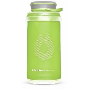 Skladacia fľaša HydraPak® Stash 1 l - zelená (sequoia green) (Farba: Zelená, Varianta: sequoia green)