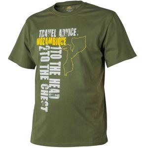 Tričko Helikon-Tex® Travel Advice Mozambique - U.S. Green (Farba: US Green, Veľkosť: 3XL)