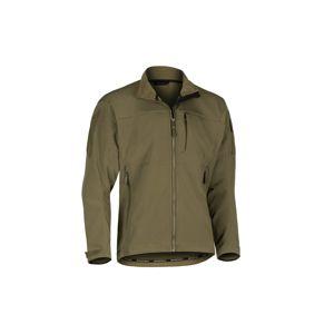 Softshellová bunda CLAWGEAR® Rapax - RAL7013 (Farba: RAL7013, Veľkosť: M)