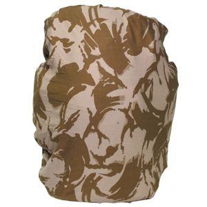 Prevlek na batoh Small originál britskej armády - desert, nový (Farba: DPM desert)