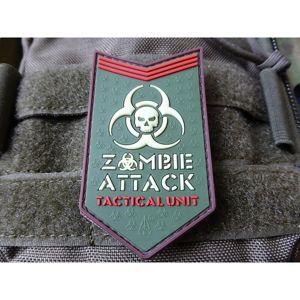 Nášivka JTG® Zombie Attack - Multicam (Farba: Multicam®)