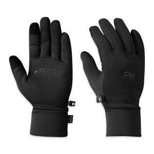 Pánske rukavice Outdoor Research® PL 100 Sensor - čierne (Farba: Čierna, Veľkosť: S)
