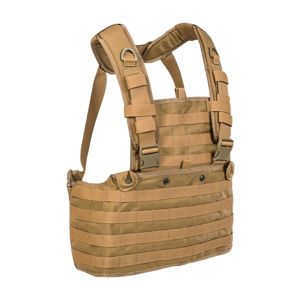 Nosný systém Tasmanin Tiger® Chest Rig Modular - Coyote Brown