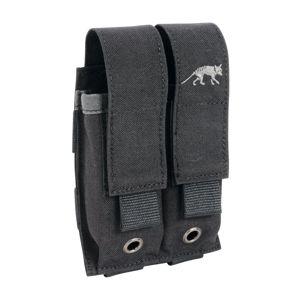 Puzdro Tasmanian Tiger® DBL Pistol Mag - čierne (Farba: Čierna)