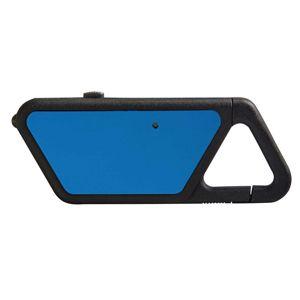 USB LED svítilna ASP® Sapphire - polymerový rám, modrá (Farba: Modrá)