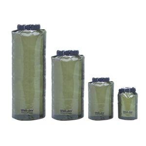 Vak vodovzdorný Ultra Web-Tex® 2,5 litrov - zelený