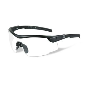 Ochranné okuliare Wiley X® Remington - čierny rámik, číre šošovky (Farba: Čierna, Šošovky: Číre)