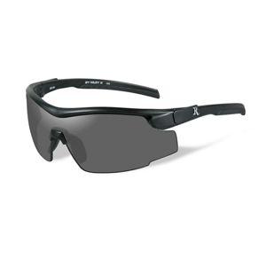 Ochranné okuliare Wiley X® Remington - čierny rámik, dymovo sivé šošovky (Farba: Čierna, Šošovky: Dymovo sivé)