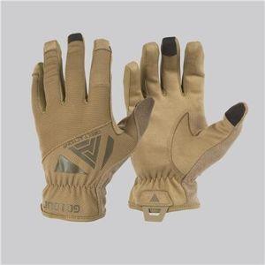 Strelecké rukavice DIRECT Action® Light - coyote Brown (Farba: Coyote, Veľkosť: XXL)