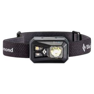 LED čelovka BLACK DIAMOND® ReVolt - čierna (Farba: Čierna)
