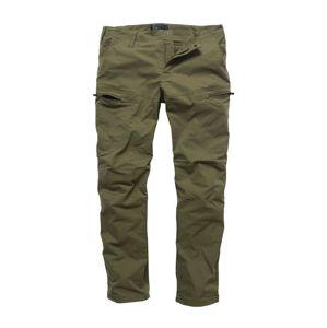 Nohavice Kenny Technical Vintage Industries® - Olive (Farba: Olive Green , Veľkosť: 38)