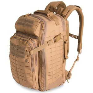 Batoh First Tactical® Tactix 1-Day Plus - coyote (Farba: Coyote)