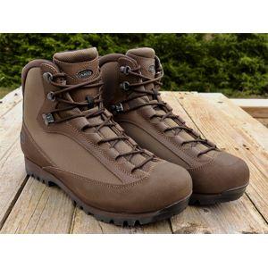 Topánky AKU Tactical® Pilgrim GTX® Combat FG M - hnedé (Farba: Hnedá, Veľkosť: 42 (EU))
