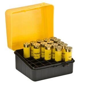 Krabička na náboje - brokové 25 ks Plano Molding® USA - Yellow / Black