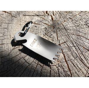 Multifunkční nástroj IOTA CRKT® - stříbrny (Farba: Strieborná)