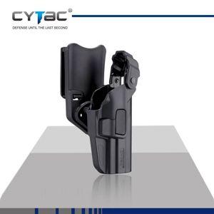 Pištoľové puzdro, služobné Level III Cytac® H&K USP - čierne