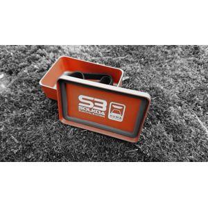 Krabička poslednej záchrany (prázdna krabička) SUMA SOLKOA® large - oranžová (Farba: Oranžová)