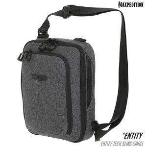 Taška cez rameno Entity™ Tech Sling Maxpedition® Small - Charcoal